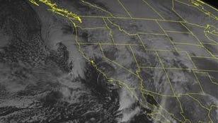 NOAA satellite image taken Tuesday, Dec. 16.