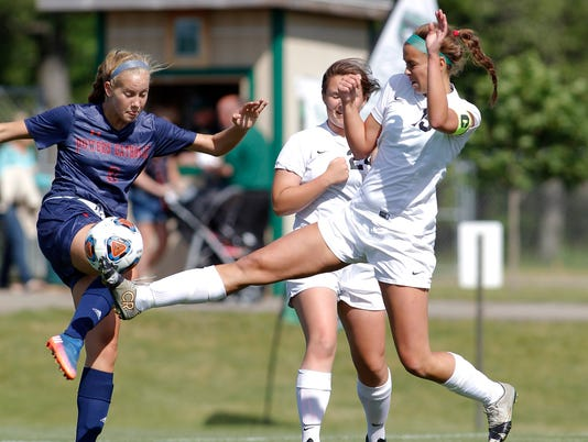 Flint Powers Catholic at Williamston Regional Soccer