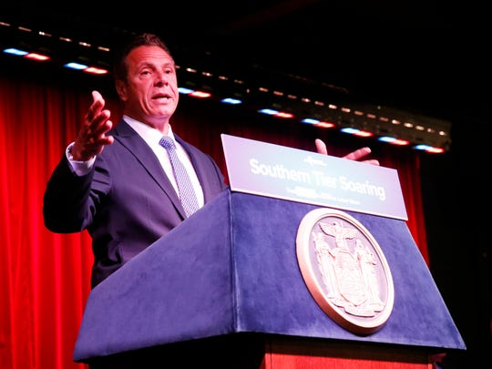 New York State Governor Andrew Cuomo announced Binghamton will receive nearly $200,000 in grant funding to two area environmental projects.