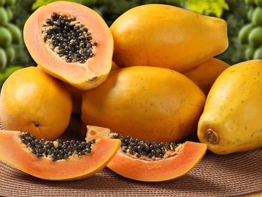 Mamão Papaia - papaya