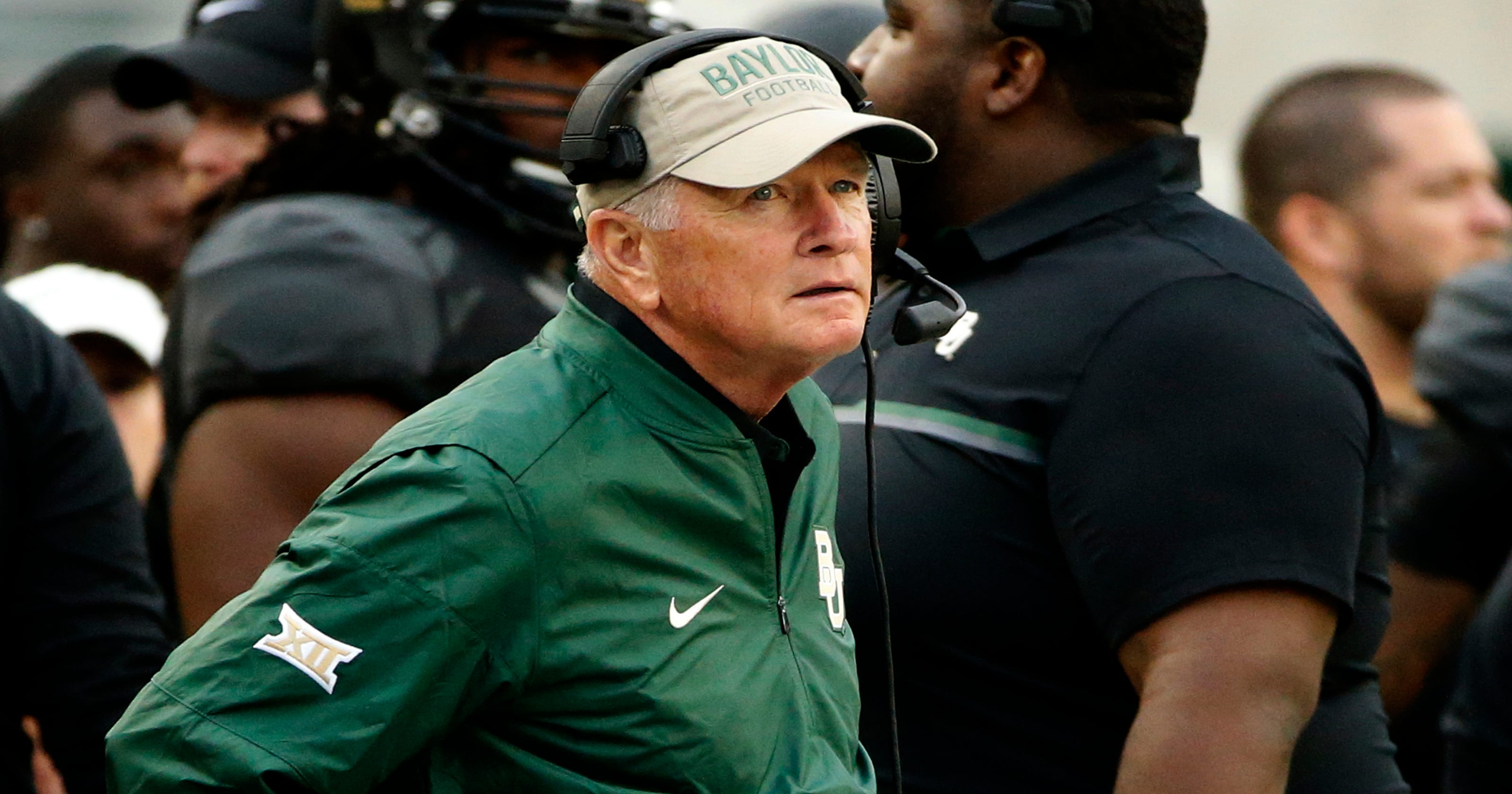Final Whistle Losses Continue For Tone Deaf Baylor