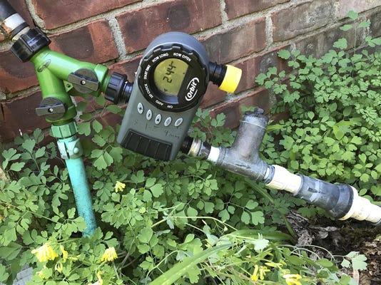 Gardening Drip Irrigation
