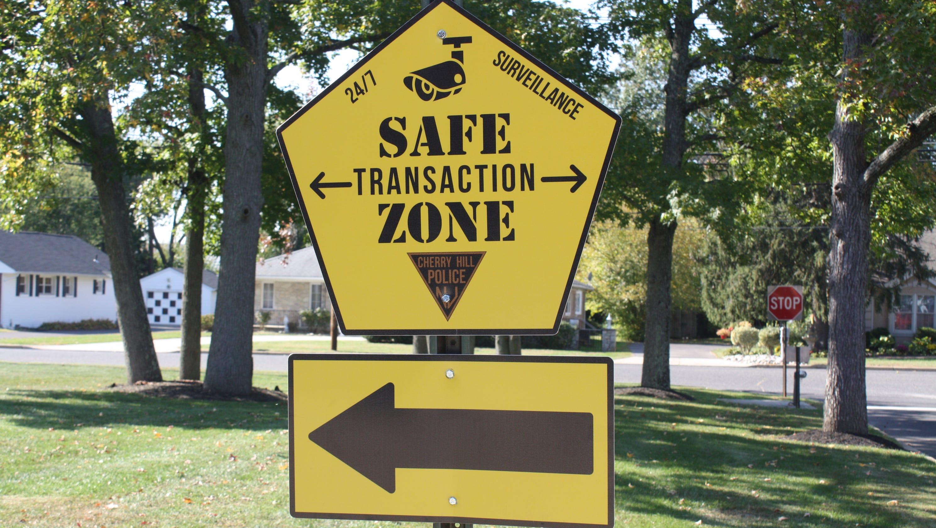Safe Zones Set Up For Craigslist Users