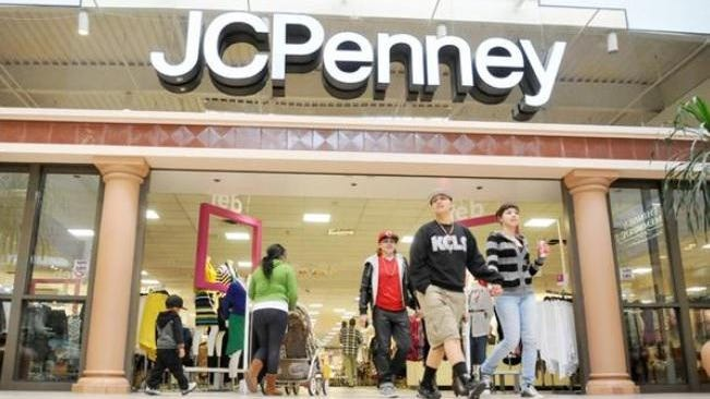 The J.C. Penney store inside the Mall of Victor Valley in Victorville was not listed among the 154 stores the company plans to shutter.