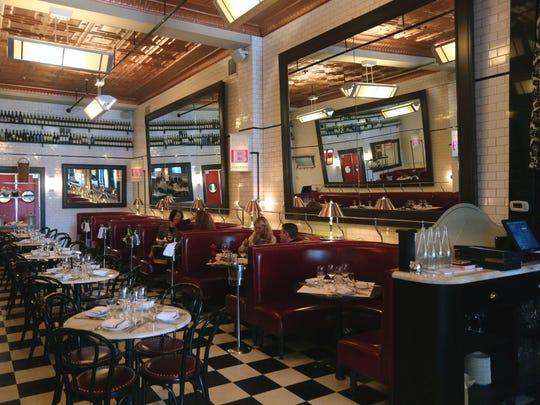 Brasserie 292 room