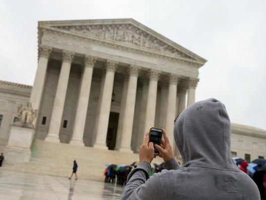 Supreme Court privacy