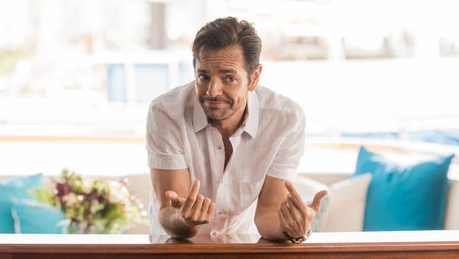 """Leonardo (Eugenio Derbez) is a rich playboy in """"Overboard."""""""