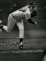 Rookie of the year Mark Fidrych was 19-9 with a 2.34 ERA in 1976.