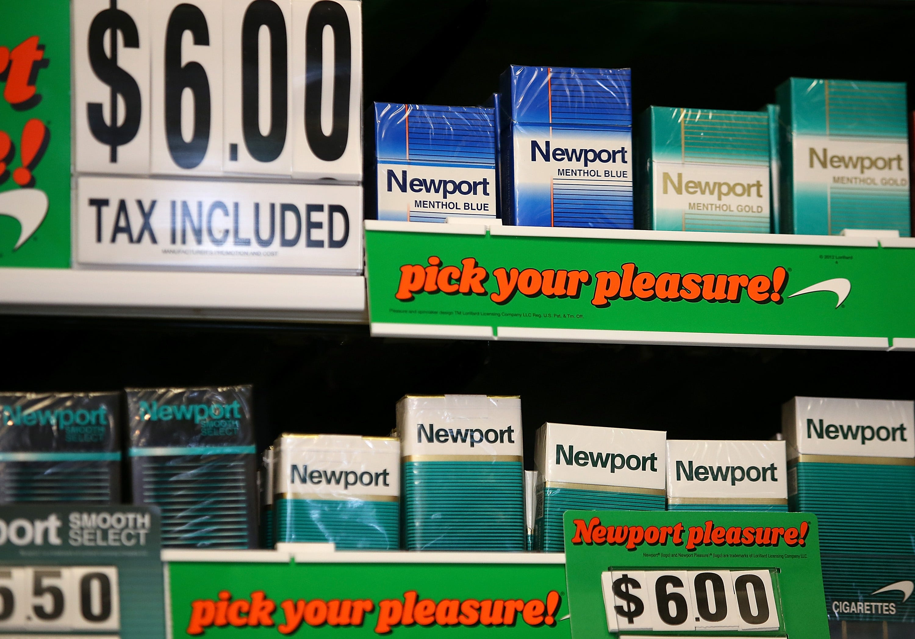Buy Benson Hedges little cigarettes