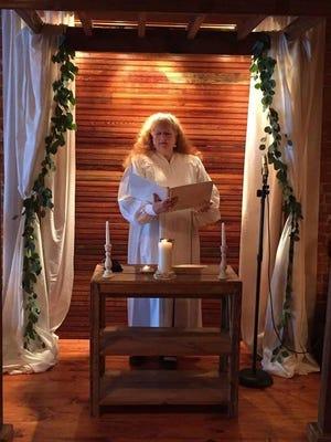 Rabbi Judy Ginsburgh is the new rabbi at Temple B'nai Israel.