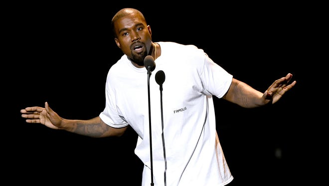 Kanye West has had quite a year.