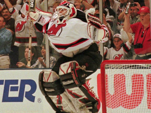Hall Of Fame Martin Brodeur Elected For Dominating Stats Unique Style