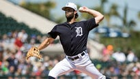 The Detroit Tigers tied with the Phillies, 6-6, in Friday's exhibition in Lakeland, Fla. Nick Castellanos and Jeimer Candelario both hit home runs.