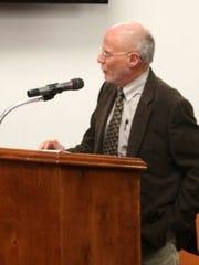 NMAC Executive Director Steve Kopelman goes over accomplishments