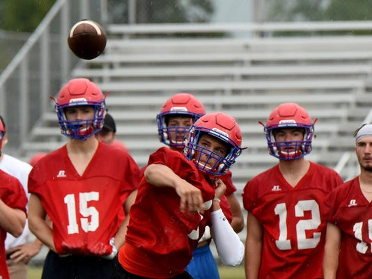 Utica at Licking Valley 7-on-7