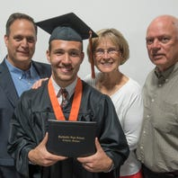 Hubbert family's Northville Mustang pride runs four generations deep