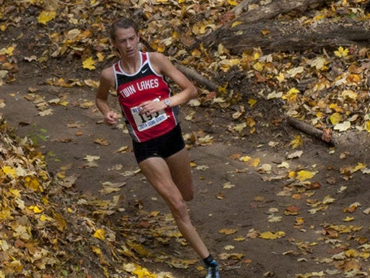 Twin Lakes runner Madeline Lilly