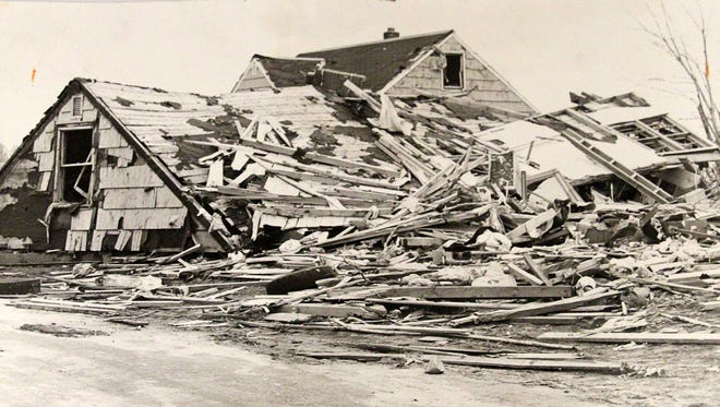 The tornado outbreak on May 6, 1965 marked the first time civil defense sirens warned people of danger in the Twin Cities.