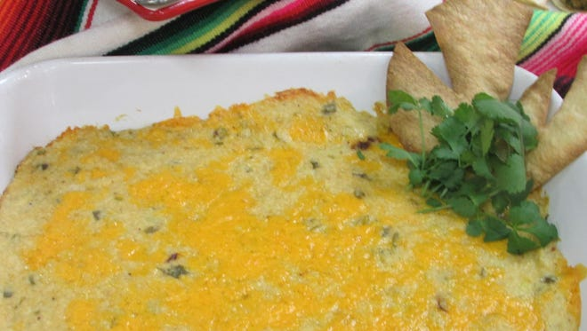 Cheesy Chipotle & Anaheim Chile Grits