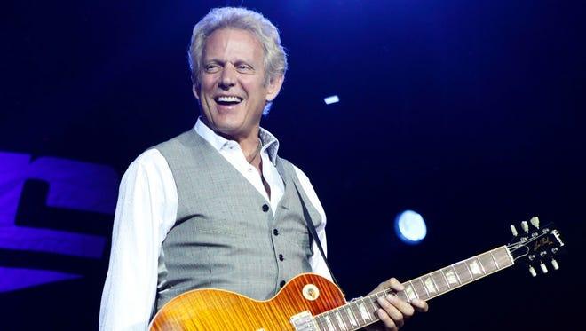 Don Felder will perform on May 21 at Hoosier Park.