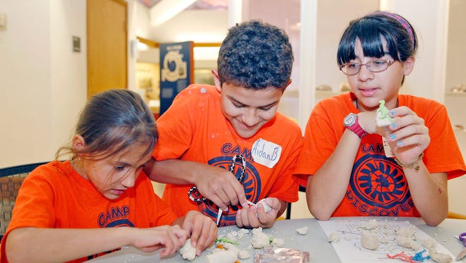 UTEP's Centennial Museum will have several summer camps this summer.