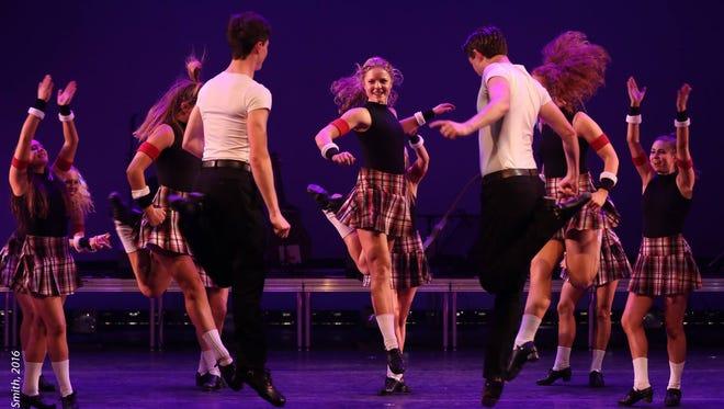 The Trinity Irish Dance Company will perform Aug. 20 at Irish Fest.