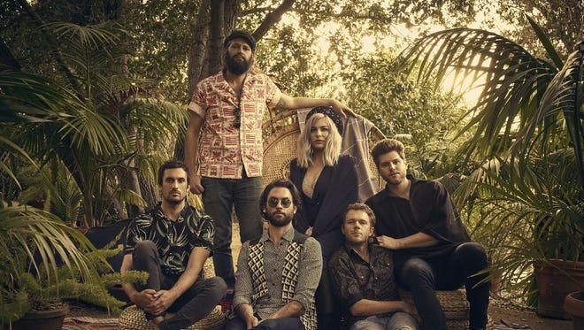 The Head and the Heart will perform Feb. 23 at Old National Centre.