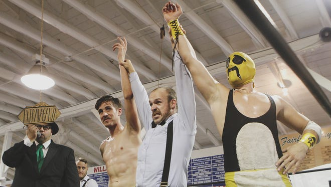 'Olde Wrestling' returns for the fifth annual Extravaganza on Sunday, August 27 in Norwalk.