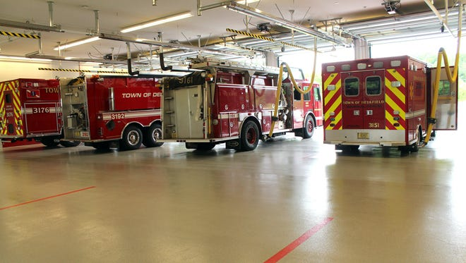The Town of Delafield Fire Department will join Lake Country Fire and Rescue.