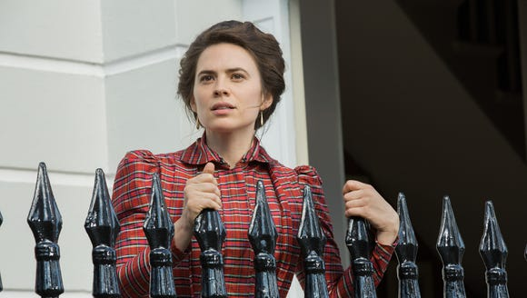 "Hayley Atwell on ""Howards End."""