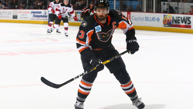 Third-year captain Colin McDonald is leading the way for the Lehigh Valley Phantoms to be more than a playoff flash in the pan.