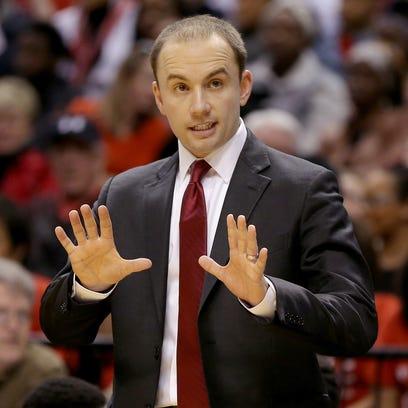 Former Park Tudor basketball coach Kyle Cox, 31, resigned