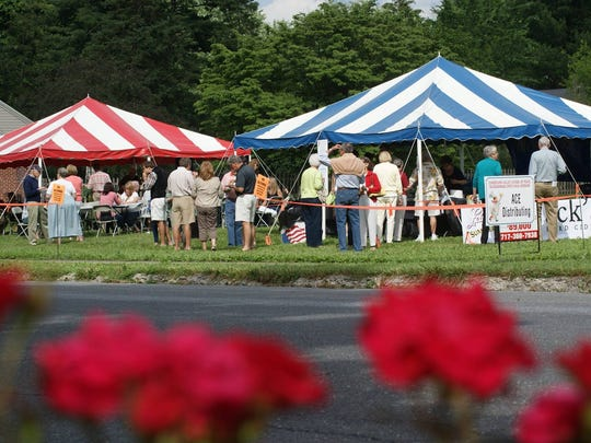 The Chefs Walk will be taking place for the eighth time this Saturday afternoon.