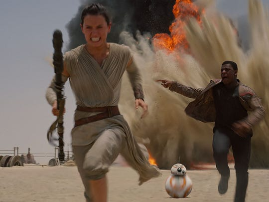 """Delaware native David Acord was nominated for an Academy Award in sound for """"Star Wars: The Force Awakens."""""""