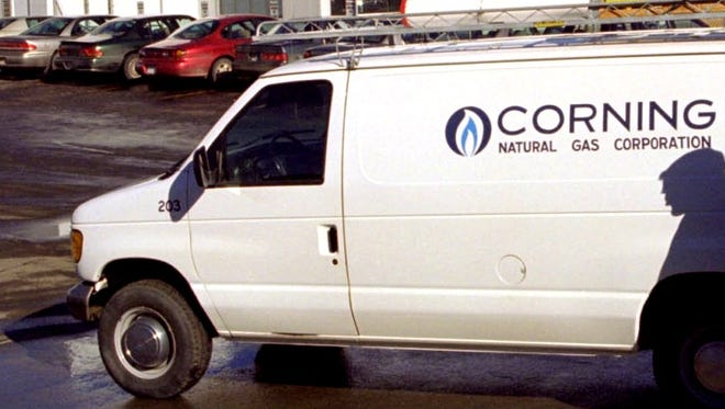 Corning Natural Gas got a smaller rate hike than requested from the state Public Service Commission.