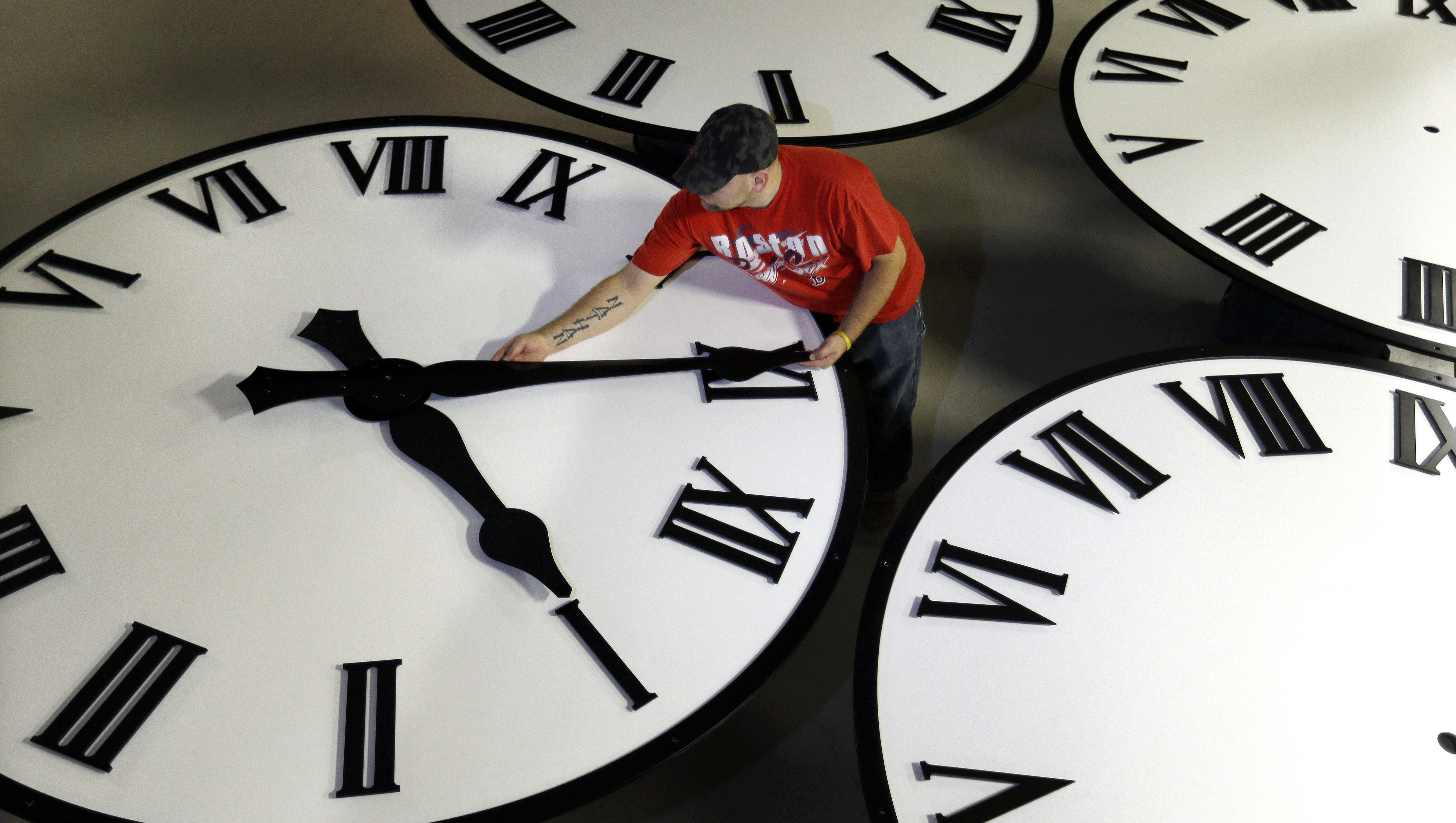 Letter A Case For Central Time In Indiana On Cusp Of Daylight Saving Time S Return