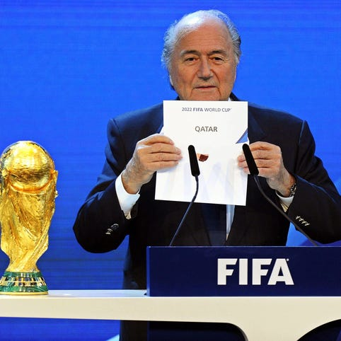 FIFA publishes 'Garcia report' on 2018 and 2022 World Cup bidding