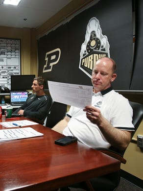 Purdue football | Jeff Brohm: 'I want to be a difference ...