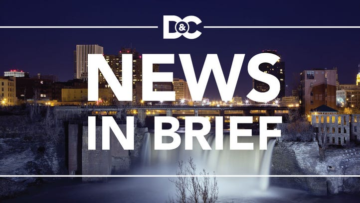News from the Rochester area.