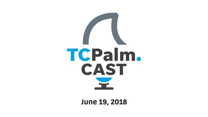 TCPalmCAST | June 19: Ugh! Another day, another algae story and shark shocks anglers off Stuart coast on today's podcast
