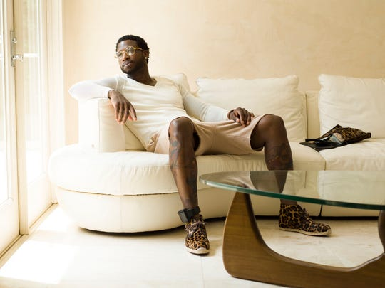 Gucci Mane performs Saturday at 10:30 p.m.
