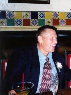 Jeffery Carr in a photograph taken at a dinner in 2003, according to his sister, Tia Wilson. Carr died in 2016 of heat-related causes.