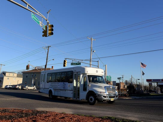 A free shuttle bus, launched this week by the South