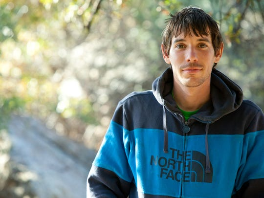 Rock climber Alex Honnold has broken a number of speed records with his free solo climbs.