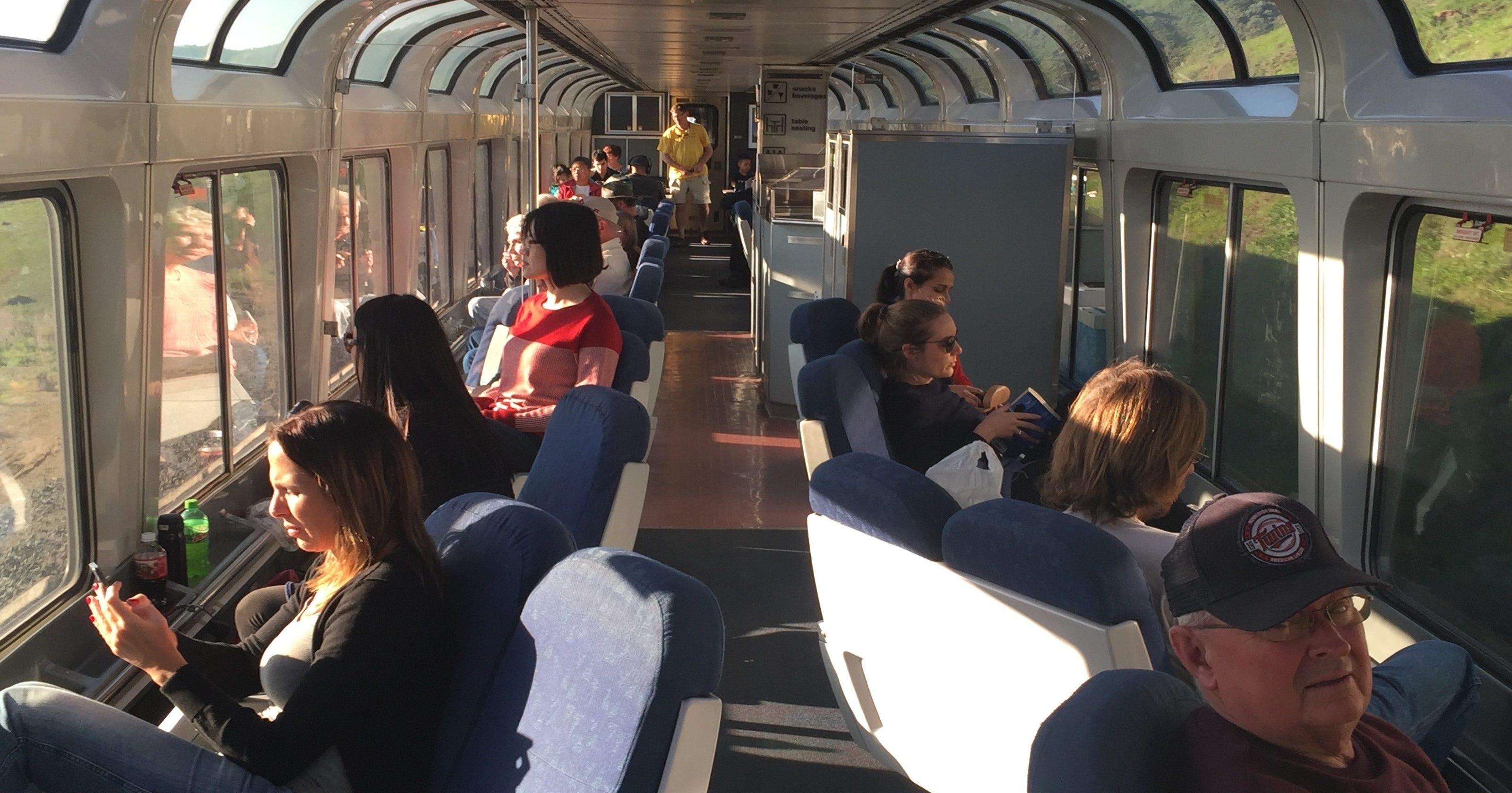 6bbdbe94265b Amtrak s Coast Starlight  America s most beautiful train ride
