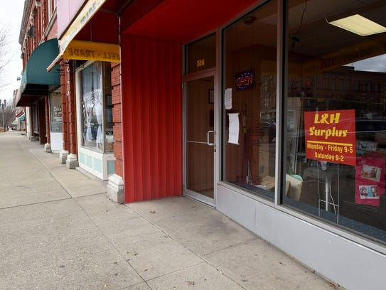 L&H Surplus is located at 516 Main St. The business