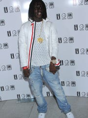 Chief Keef in 2014.