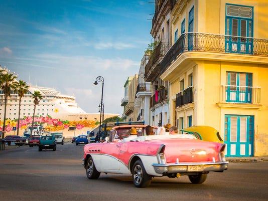 Visit Havana, Cuba's 4 most picturesque spots