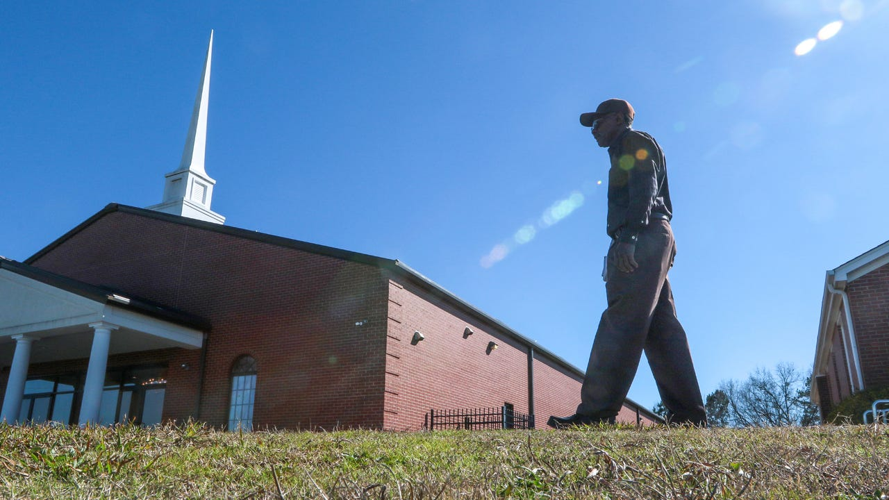 Emanuel Scott, Deacon and lifetime member of Evergreen Baptist Church, talks about the past, present, and future of the 144-year old historic church in Anderson County.