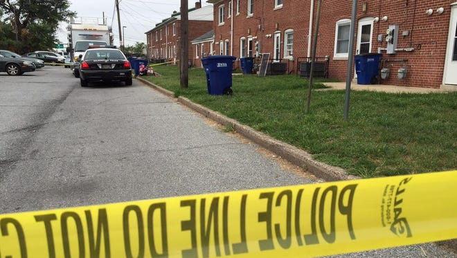 Wilmington police continued Wednesday to withhold information about the circumstances of a Tuesday morning shooting in the 700 block of Townsend Place that left a 10-year-old boy shot in the head.